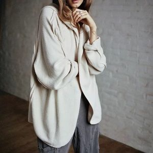 Out From Under Houston Hooded Cardigan